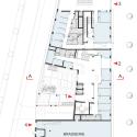 Archipel Habitat Head Office / Bruno Gaudin Architectes Ground Floor Plan
