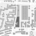 Archipel Habitat Head Office / Bruno Gaudin Architectes Site Plan