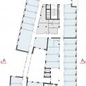 Archipel Habitat Head Office / Bruno Gaudin Architectes Floor Plan