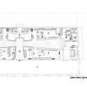 Rubens Luciano / Simone Micheli Ground Floor Plan