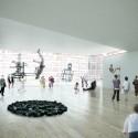 "Kengo Kuma Presents Shortlisted Design for ArtA ""Civic Center"" in Arnhem Gallery. Image © Kengo Kuma & Associates"
