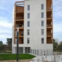 Ginko Eco-Quarter / La Nouvelle Agence Courtesy of La Nouvelle Agence
