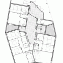 Ginko Eco-Quarter / La Nouvelle Agence Ground Floor Plan
