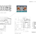 Block 21 / Andersson Wise Architects Floor Plan