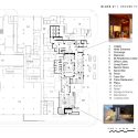 Block 21 / Andersson Wise Architects Ground Floor Plan