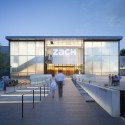 Topfer theatre at ZACH / Andersson Wise Architects © Andrew Pogue