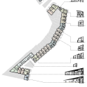 Social Housing in Shangan Avenue  / FKL architects Ground Floor Plan