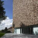 Building S Aarhus University / Cubo Arkitekter © Helene Høyer Mikkelsen