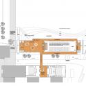 Building S Aarhus University / Cubo Arkitekter Floor Plan