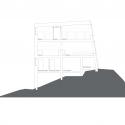 New Mountain Hut At Tracuit / Savioz Fabrizzi Architectes Section