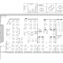 Yandex Stroganov / Za Bor Architects Fifth Floor Plan