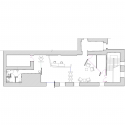 Yandex Stroganov / Za Bor Architects First Floor Plan