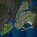 A Vision for a Self-Reliant New York New York City (Steady) State, Master Plan B. Image Courtesy of Terreform
