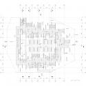 100 Walls Church / CAZA Floor Plan
