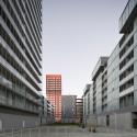 219 Social Dwellings in Vitoria  / Francisco Mangado © Pedro Pegenaute