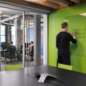 Mozilla YVR / Hughes Condon Marler Architects Courtesy of Hughes Condon Marler Architects