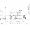Double circular rings in Todoroki / Teppei Fujiwara Architects Labo Section