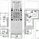 AD Classics: PPG Place / John Burgee Architects with Philip Johnson Ground Level Plan