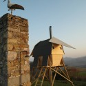 Sauna Huginn & Muninn / AtelierFORTE Courtesy of AtelierFORTE