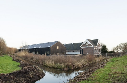 Landlust 'Care Farm' / Architectenbureau K2 | ArchDaily
