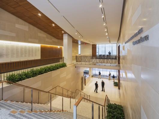 Weill cornell medical college todd schliemann ennead - Cornell university interior design program ...