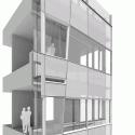 Weill Cornell Medical College / Todd Schliemann | Ennead Architects Facade Detail