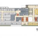 Weill Cornell Medical College / Todd Schliemann | Ennead Architects Second Floor Plan