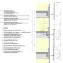 Weill Cornell Medical College / Todd Schliemann | Ennead Architects South Facade Detail