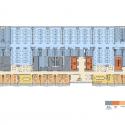 Weill Cornell Medical College / Todd Schliemann | Ennead Architects Typical Laboratory Floor Plan
