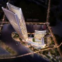 Woods Bagot Reveals Design for Wenling Sheraton Courtesy of Woods Bagot