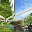 Woods Bagot Reveals Design for Wenling Sheraton Roof Deck. Image Courtesy of Woods Bagot