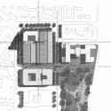 The Carreau du Temple  / studioMilou architecture Site Plan