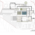 House Maza / CHK arquitectura First Floor Plan
