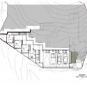 House Maza / CHK arquitectura Basement Plan
