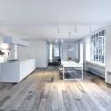 Bermondsey Warehouse Loft Apartment  / FORM Design Architecture © Charles Hosea