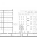 Le Carré en Seine / PietriArchitectes Section