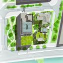 Le Carré en Seine / PietriArchitectes Master Plan