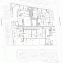 Le Carré en Seine / PietriArchitectes Ground Floor Plan