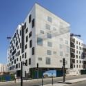 Le Carré en Seine / PietriArchitectes © Thierry Favatier