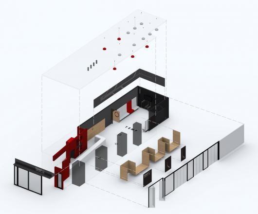 طراحی داخلی رستوران،طراحی داخلی کافی شاپ