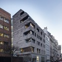 Villa des Sciences  / LOG Architectes © Vincent Fillon