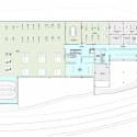 Sports Technification Centre For Rowing And Canoeing Orio / U.T.E. Atristain Begiristain First Floor Plan