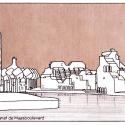 AD Classics: Kubuswoningen / Piet Blom Sketch