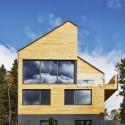 Malbaie VIII Residence / MU Architecture © Ulysse Lemerise Bouchard