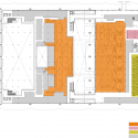Pulkovo International Airport / Grimshaw Architects + Ramboll + Pascall+Watson Arrivals Level 2 Floor Plan