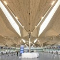 Pulkovo International Airport / Grimshaw Architects + Ramboll + Pascall+Watson Courtesy of Grimshaw Architects