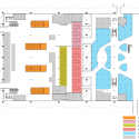 Pulkovo International Airport / Grimshaw Architects + Ramboll + Pascall+Watson Departures Floor Plan