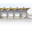 Pulkovo International Airport / Grimshaw Architects + Ramboll + Pascall+Watson Elevation