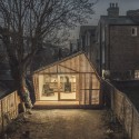 Writer's Shed / WSD Architecture © Wai Ming Ng