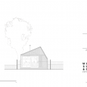 Writer's Shed / WSD Architecture Elevation